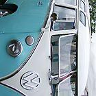 Camper Van by thepicturedrome