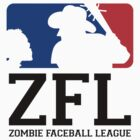 Zombie Faceball League by 126pixels