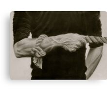 tug o war 1 Canvas Print