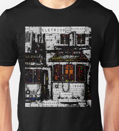 Streetcar Lisbon Unisex T-Shirt