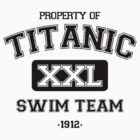Titanic Swim Team  by 126pixels