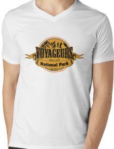 Voyageurs National Park, Minnesota  Mens V-Neck T-Shirt