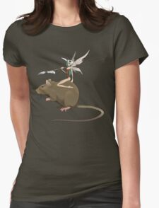 Urban Faery Womens Fitted T-Shirt