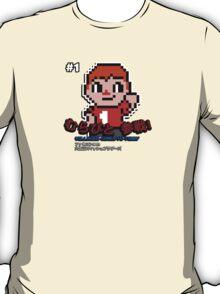 Villager 8 bit T-Shirt