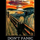 Don't Panic - Scream! by Charles McFarlane
