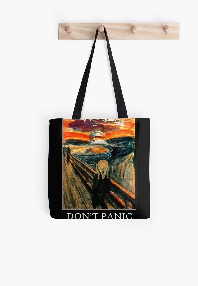 Don't Panic - Scream! by Charles McFarlane