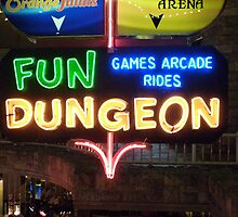 Vegas Fun Dungeon by FangFeatures
