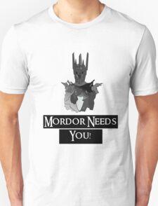 Sauron's Recruitment Schemes T-Shirt