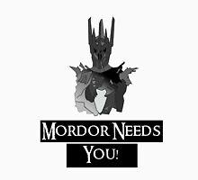 Sauron's Recruitment Schemes Unisex T-Shirt