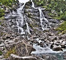 Nardis Waterfall by paolo1955