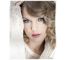 CUTE POSE TAYLOR SWIFT FANS Poster