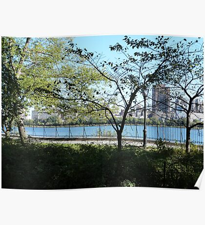 NYC Central Park Poster