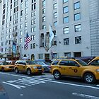 NYC Taxis by FangFeatures