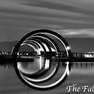 Falkirk Wheel,Scotland by Jim Wilson