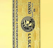 american express gold by Nerfild
