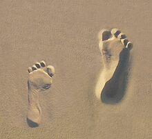 ☀ ツBONITA'S FOOTPRINTS IN THE SAND ON BEACH ONTARIO CANADA☀ ツ by ╰⊰✿ℒᵒᶹᵉ Bonita✿⊱╮ Lalonde✿⊱╮