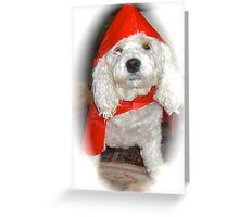 Christmas is Coming! Greeting Card