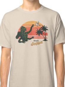 Coast Of The Titans Classic T-Shirt