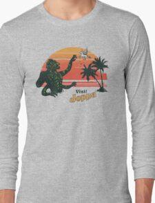 Coast Of The Titans Long Sleeve T-Shirt