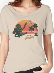 Coast Of The Titans Women's Relaxed Fit T-Shirt