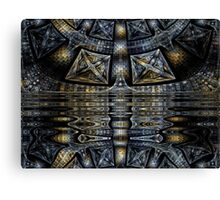 Water Chamber Canvas Print