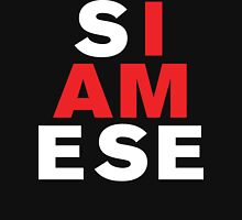 I AM SIAMESE Womens Fitted T-Shirt