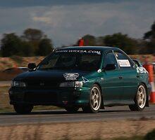 Oz Gymkhana #33 WRX by Stuart Daddow Photography