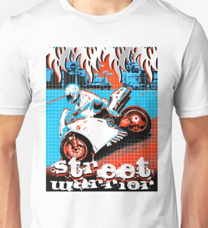 tribe machine street Unisex T-Shirt