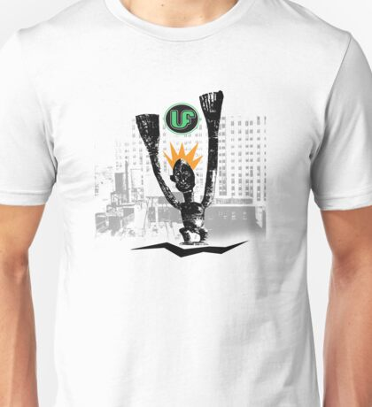 tribe rooftop scream Unisex T-Shirt
