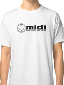 MIDI - Musical Instrument Digital Interface Classic T-Shirt