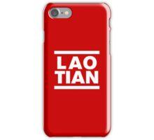 LAOTIAN iPhone Case/Skin