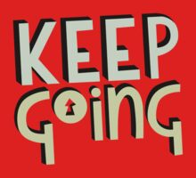 Keep going Kids Clothes