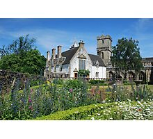 Cowanes Hospital Stirling... Photographic Print
