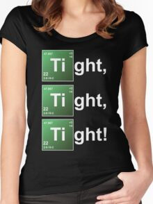 TIGHT TIGHT TIGHT Women's Fitted Scoop T-Shirt