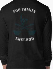 Foo Family England Long Sleeve T-Shirt