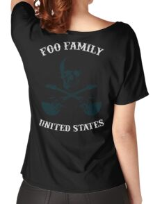 Foo Family USA Women's Relaxed Fit T-Shirt