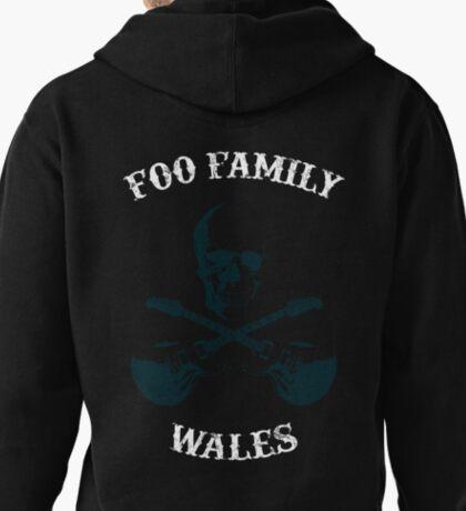 Foo Family Wales Pullover Hoodie