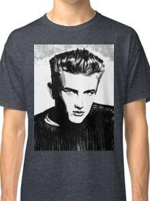 Jimmy Dean: Black & White Classic T-Shirt