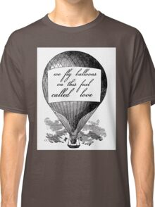 Balloons - Foals Classic T-Shirt
