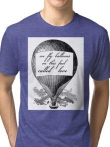 Balloons - Foals Tri-blend T-Shirt