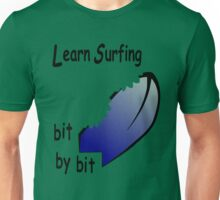 Learn Surfing Unisex T-Shirt