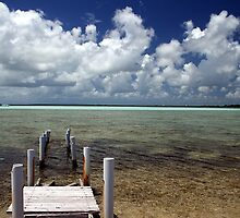 Keys Dock by Steven Gibson