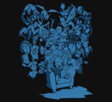 Tales of Video Games (blue) by Kravache