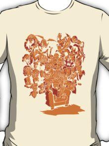 Tales of Video Games (orange) T-Shirt