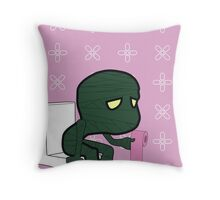 Portraits of the League - Amumu Throw Pillow