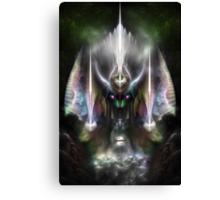 Tyrinan The Horikin God Of War Canvas Print