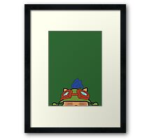 Portraits of the League - Teemo Framed Print