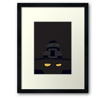 Portraits of the League - Veigar Framed Print
