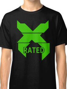 X-Rated Classic T-Shirt