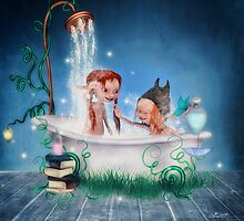 Bathing Fun by JMP-Graphics
